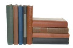 antqiue βιβλία Στοκ Εικόνα