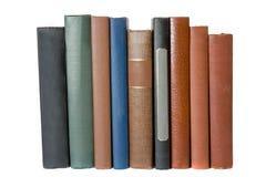 antqiue βιβλία Στοκ φωτογραφία με δικαίωμα ελεύθερης χρήσης