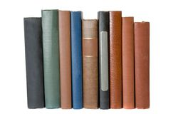 Antqiue Books Royalty Free Stock Photography