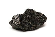 Antracyt - ciężki węgiel obraz stock