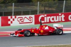 Antreiben Felipe Massa (BÜSTENHALTER) stockfoto
