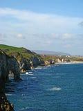 Antrim Coast 02 stock images