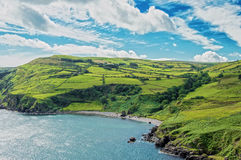 Antrim Coast Royalty Free Stock Photos