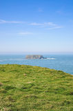 Antrim coast. Northern coast of County Antrim, Northern Ireland stock photos