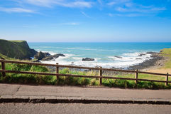 Antrim coast Royalty Free Stock Images