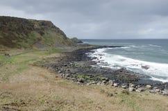 The Antrim Coast, Northern Ireland Stock Images