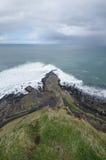 The Antrim Coast, Northern Ireland Stock Photos