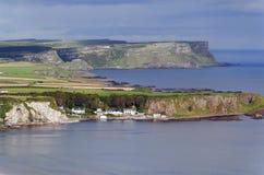 The Antrim Coastline Stock Photo