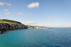 The Antrim Coastline Royalty Free Stock Images