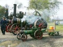 ANTRIM, NORD-IRLAND, Zugkraftmaschinensammlung der Weinlese 06-05-2013 Stockbilder