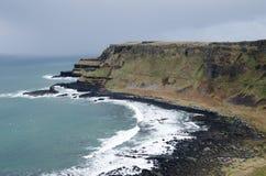 Antrim wybrzeże, Północny - Ireland Fotografia Royalty Free