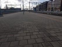 Antro Bosch da estação Imagem de Stock