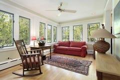Antro na HOME suburbana fotos de stock royalty free