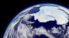 Antártica Imagens de Stock