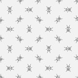 Ants seamless pattern Royalty Free Stock Photos