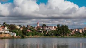 Antsirabe, Μαδαγασκάρη απόθεμα βίντεο