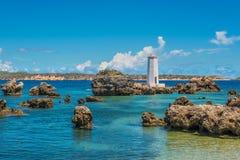 Antsiranana (Madagascar): Cap Andranomody Lighthouse Stock Image