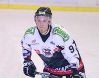 Antti Hilden del HC Merano immagine stock