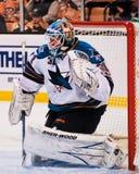 Antti Niemi, San Jose Sharks Fotografía de archivo