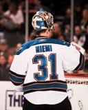Antti Niemi San Jose Sharks Stock Photography
