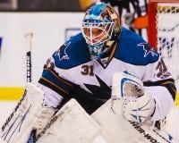 Antti Niemi San Jose Sharks Royalty Free Stock Photos
