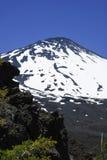 Antuco Volcano, Chile Stock Photo