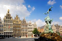 Antwerp 1 Royalty Free Stock Photo