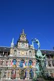 Antwerp Royalty Free Stock Photo