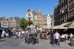 Antwerp Obrazy Royalty Free