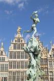 antwerp Belgien Royaltyfri Bild