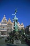 antwerp Belgien arkivfoton