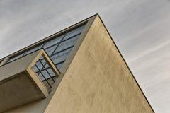 Antwerp BELGIEN - Oktober 2016: Det Guiette huset planlade vid Le Corbusier ` s i 1926 Det ` s ett tidigt och klassiskt exempel a Arkivfoto