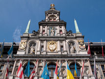 Antwerp Belgium Royalty Free Stock Photography