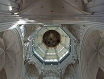 Antwerp Belgium. Cathedral of Our Lady in Antwerp, Belgium (Onze-Lieve-Vrouwekathedraal Royalty Free Stock Photos