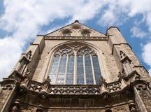 Antwerp Belgium. Cathedral of Our Lady in Antwerp, Belgium (Onze-Lieve-Vrouwekathedraal Stock Image