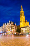 Antwerp, Belgium Stock Images