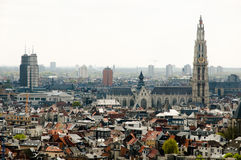 Antwerp - Belgium Royalty Free Stock Photography