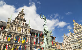 Antwerp, Belgium Stock Photography
