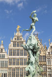 Antwerp, Belgium Royalty Free Stock Image