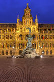 Antwerp, Belgium Stock Image