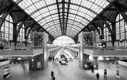 Station hall Royalty Free Stock Images