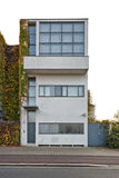 Antwerp, BELGIUM - October 2016: Guiette House designed by Le Co. Rbusier`s in 1926. It`s an early and classic example of the `International Style` and built in Royalty Free Stock Images