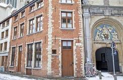 Antwerp architecture Stock Photo