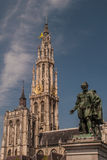 Antwerp Royalty Free Stock Photo