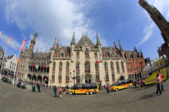 Antwerp Central station  in Antwerp, Belgium. Stock Photos