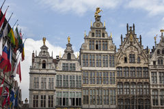 Antwerp City Center Royalty Free Stock Images