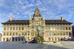 Antwerp City Hall