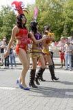 Antwerp Gay Pride 2014 Stock Image