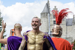 Antwerp Gay Pride 2014 Stock Images