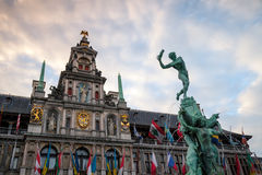Antwerp Royalty Free Stock Photography